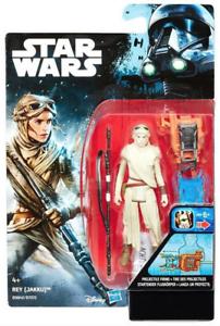 3.75 Inch Action Figure Jakku Star Wars Rogue One Rey