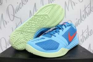 brand new 6c269 b7c6d Image is loading NIKE-KB-MENTALITY-SZ-13-CLEARWATER-BLUE-CRIMSON-