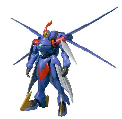 Bandai Tamashii Nations Shen Hu Code Geass Robot Spirits