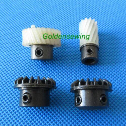 4 PCS Hook Drive GEARS FOR SINGER Stylist 500 Series 502 507 509 513 514 518 522