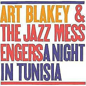 Art-Blakey-And-The-Jazz-Messengers-A-Night-In-Tunisia-NEW-CD