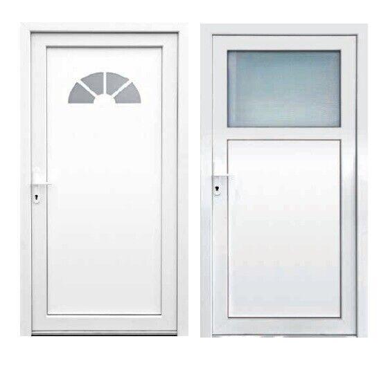 Plast Døre & vinduer