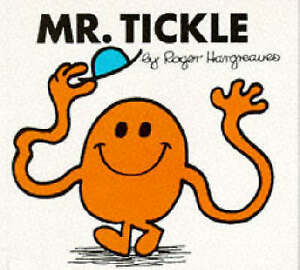 Mr-Tickle-Mr-Men-Library-Hargreaves-Roger-Used-good-Book
