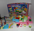 Japanese Hello Kitty Melody Park Sanrio Puroland Playset 2000 - VERY RARE