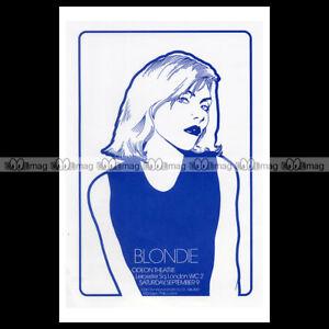 phpb-000779-Photo-BLONDIE-HAMMERSMITH-ODEON-THEATRE-LONDON-1978-A4-reprint