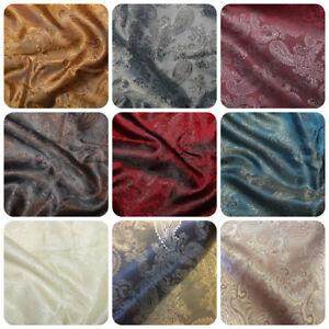 Paisley-Jacket-amp-Dress-Lining-Fabric-Material