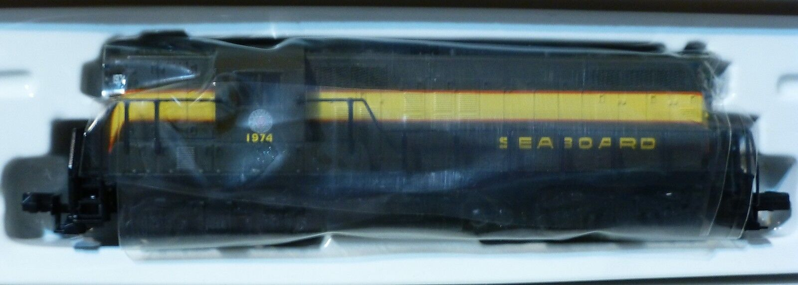 Atlas N Seaboard Air Line GP -9 Ph.2 Road (Locomotive) DC