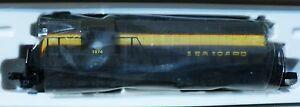 Atlas N #48327 Seaboard Air Line GP-9 Ph.2 Road #1974 (Locomotive) DC