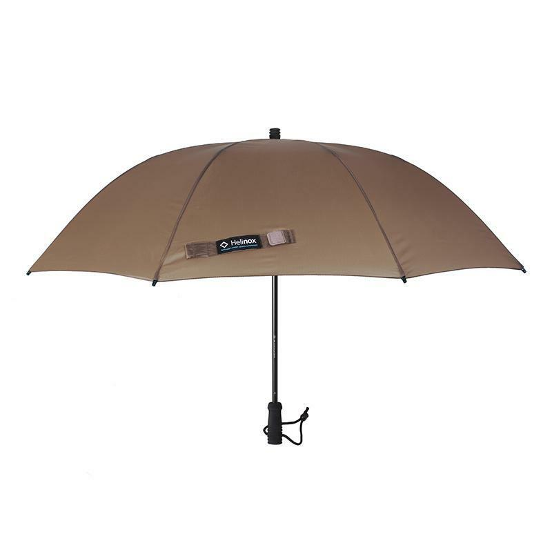Helinox Umbrella Two Coyote Tan 325g Lightweight Camping Trekking Outdoor Picnic