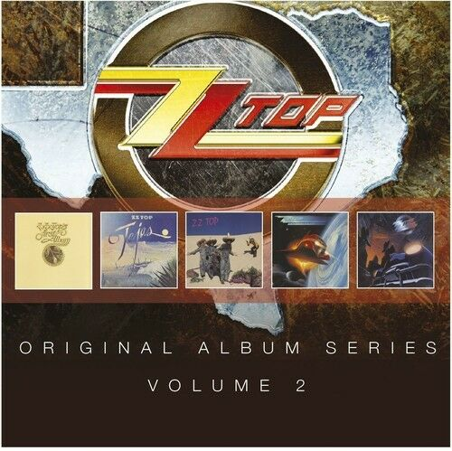 ZZ Top - Original Album Series Volume 2 [New CD] UK - Import