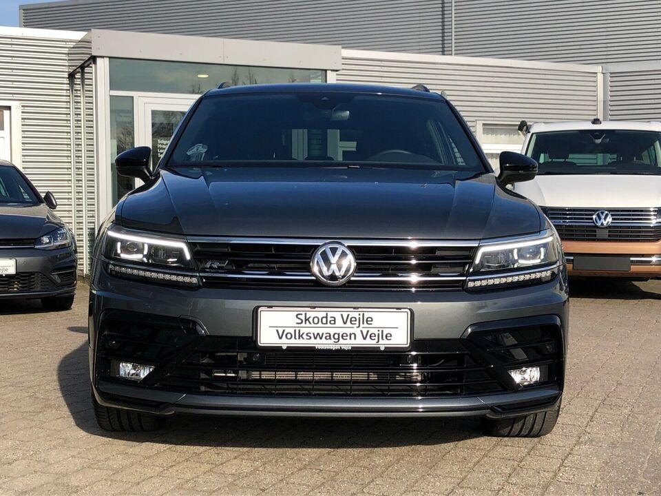 VW Tiguan 1,5 TSi 150 Highline DSG Benzin aut. Automatgear