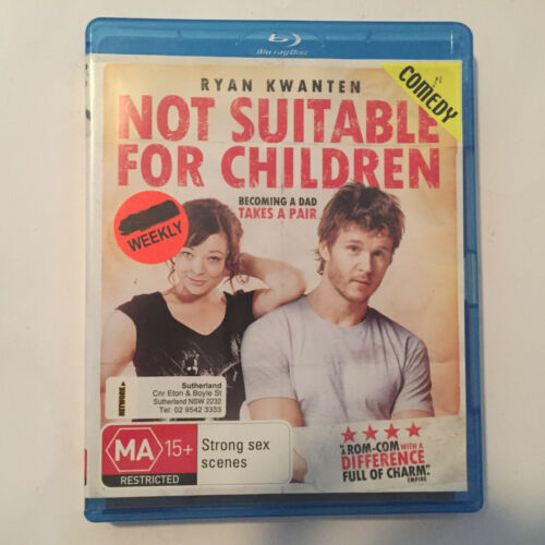 1 of 1 - Not Suitable For Children (Blu-ray, 2012) - NO CASE