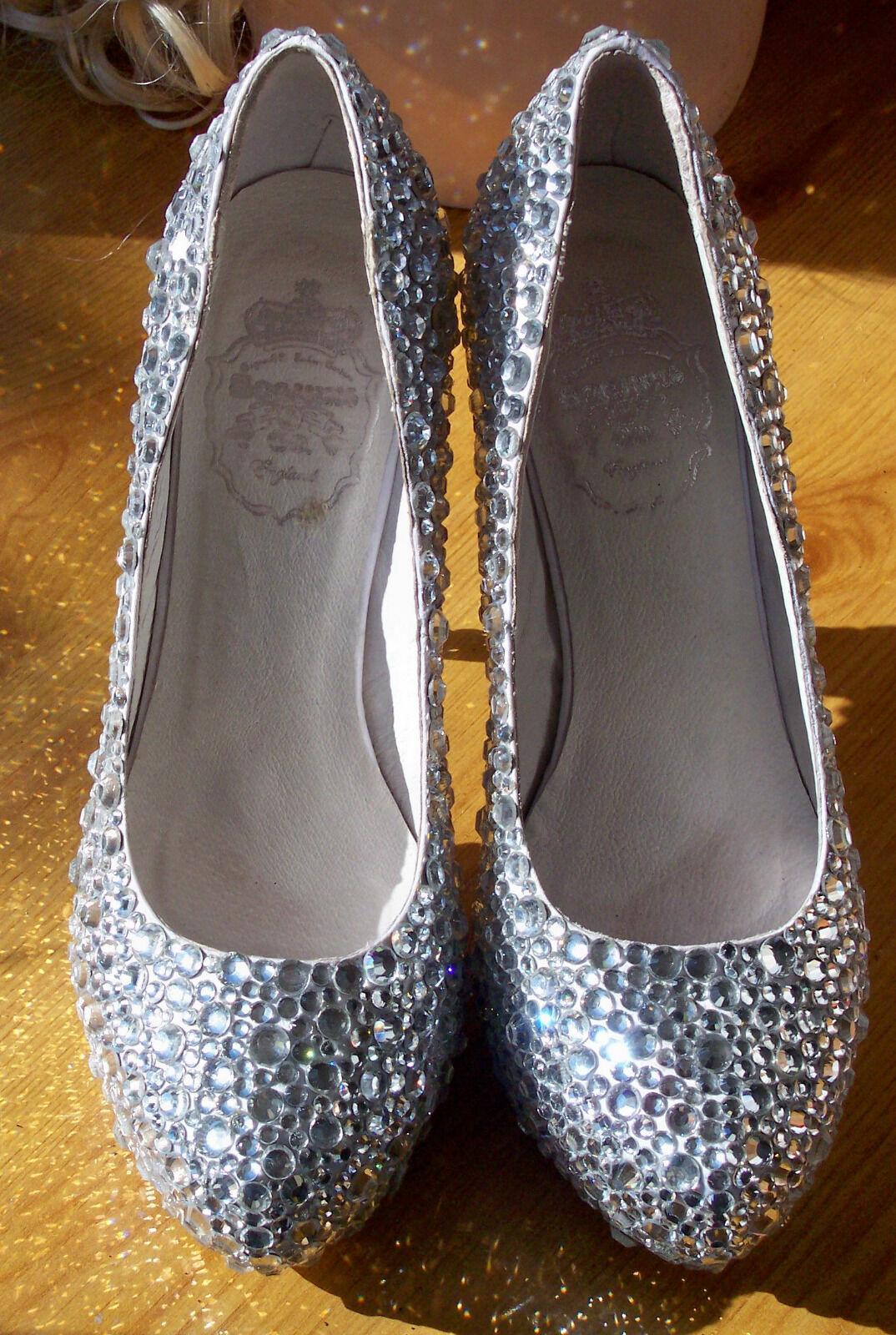 Scarpe eleganti cristallo di diamante-misure (38) LEGGERE INSERZIONE!!!