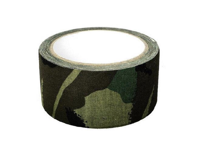 CHARS Ruban adhésif toile camouflage Camouflage Camouflage Tape Tape Tape Bande lui-même adhésive 1c881c