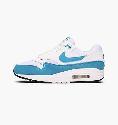 Nike Womens Air Max 1 White Light Blue