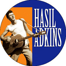IMAN/MAGNET HASIL ADKINS . cramps rockabilly ronnie self the phantom dale hawkin