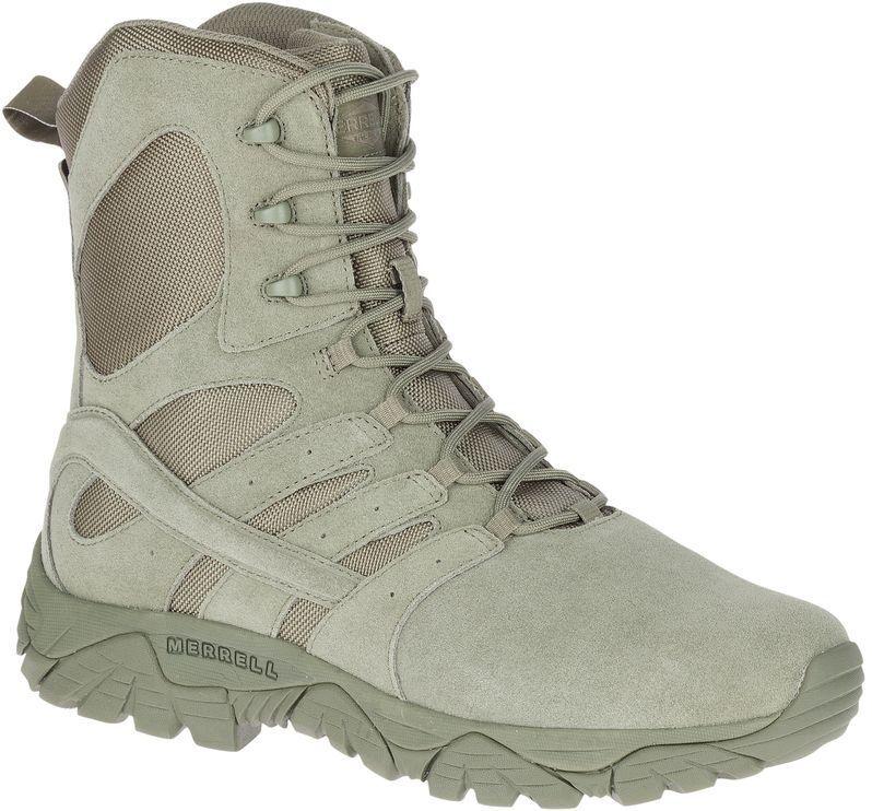 MERRELL Moab 2 2 2 Defense J17775 Tactical Military Army Combat Trekking Stiefel Mens a4eb3a