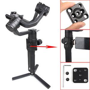 CNC-Monitor-Extension-Mounting-Adapter-Plate-Halterung-Fuer-DJI-Ronin-S-Gimbal