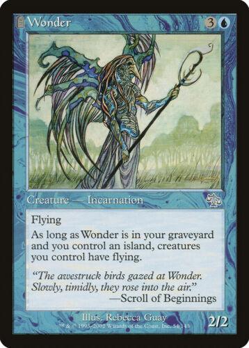 Wonder Judgment NM Blue Uncommon MAGIC THE GATHERING MTG CARD ABUGames