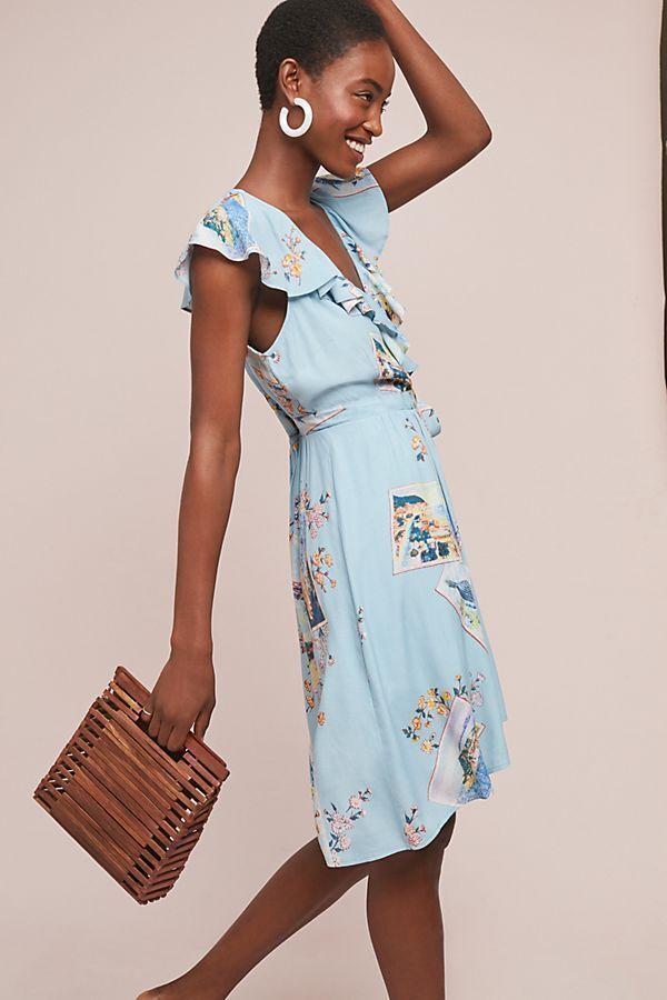 NWT Anthropologie Rosalia Dress By Maeve Sz. 12