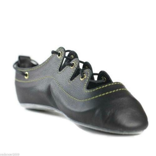 HIGHLAND GOLD Scottish Highland Dance Ghillie Pumps Arch Lasted NEOENE Insole