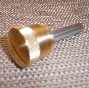 WOW SOLID BRASS Tube End Cap Plug for Crosman 2240 2250 2300 2400 1740 Air Guns
