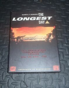Longest-Day-The-50th-Anniversary-Commemorative-Limited-Edition-Box-Set-VHS