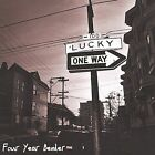 Lucky by Four Year Bender (CD, Jan-2004, Greasy Spoon Records)
