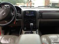Double Din Radio Stereo Navigation Bezel Dash Kit Fits Jeep Grand Cherokee