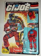 gi joe BARBECUE 1985 1999 funskool moc mip mib gijoe g i hasbro toys vintage