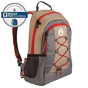 ce5c7f335701 Coleman C003 Soft Backpack Cooler Khaki