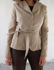 Giacca ELISA LANDRI, taglia 44, beige