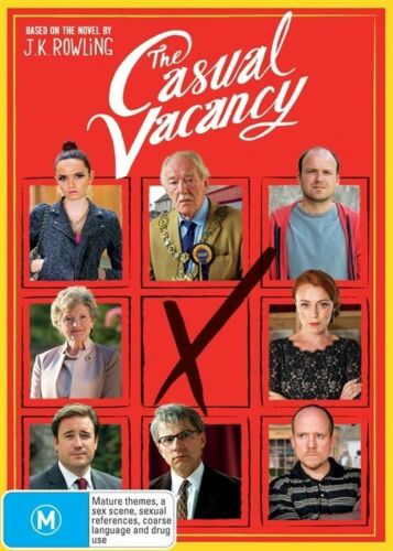 1 of 1 - The Casual Vacancy DVD NEW