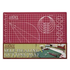 The Army Painter A4 Self Healing Cutting Mat (220 x 300 mm) TL5049