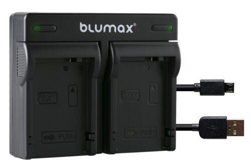 Bateria dual cargador para Canon lp-e8 EOS Rebel t2i t3i t4i t5i 90108-90333|