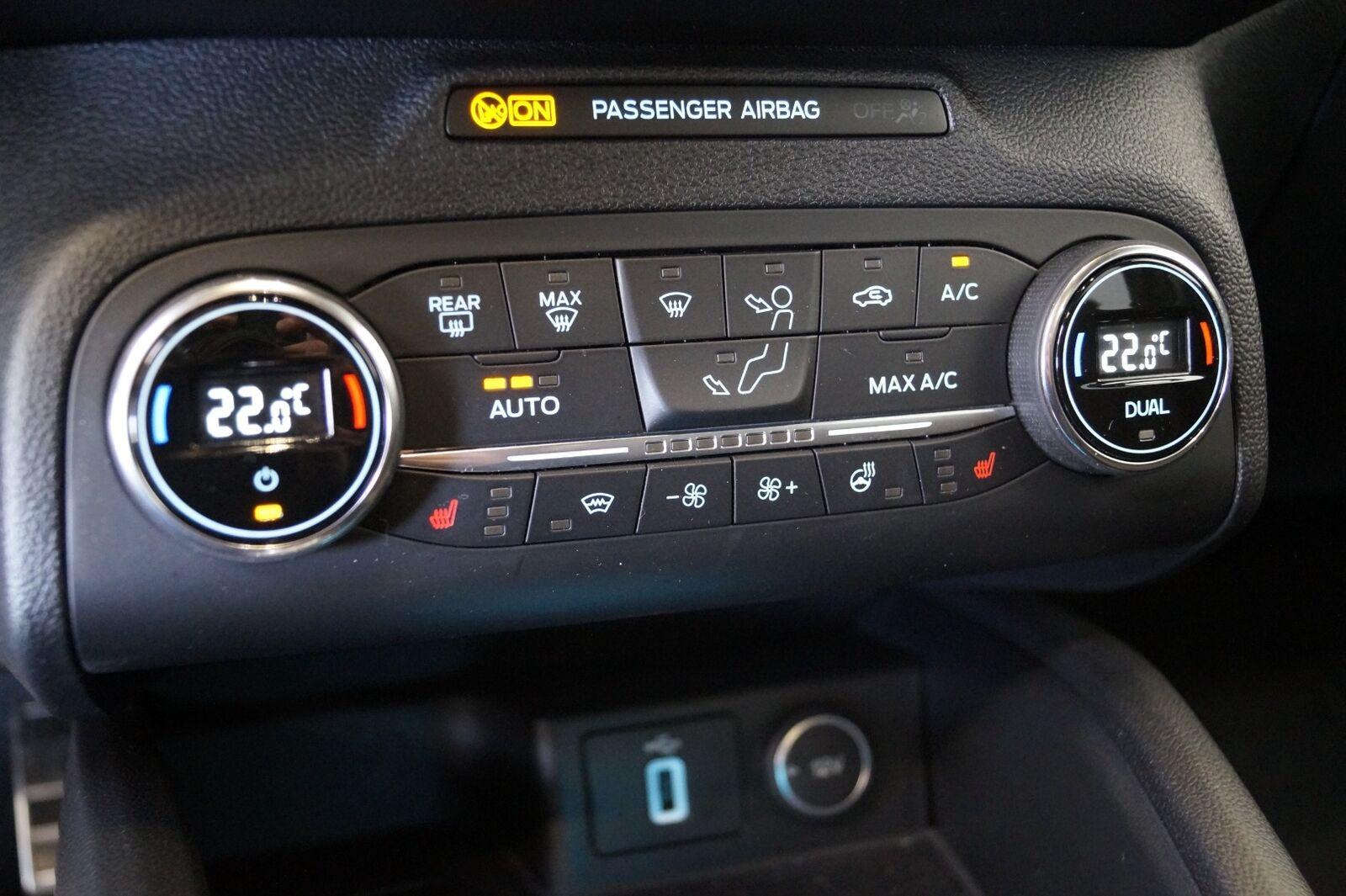 Ford Focus 1,5 EcoBlue ST-Line stc. aut. - billede 13