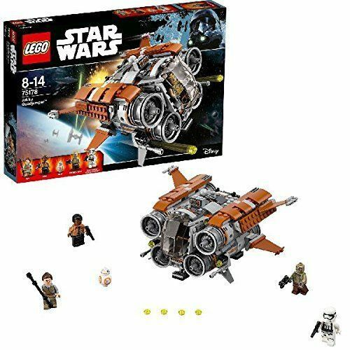 LEGO 75178 Star Wars JAKKU QUADJUMPER  THE FORCE AWAKENS