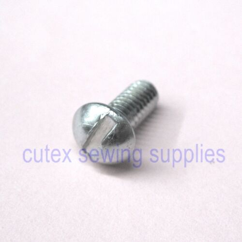 Screw 8-32 X 3//8 Round Head For Eastman Cutting Machines #300C12-3