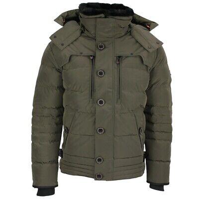 Wellensteyn Winter Jacket Stardust Starstream Brown STAD 382 Walnut | eBay