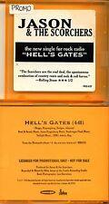 JASON & the SCORCHERS - HELL'S GATES - 1-track PROMO 1995
