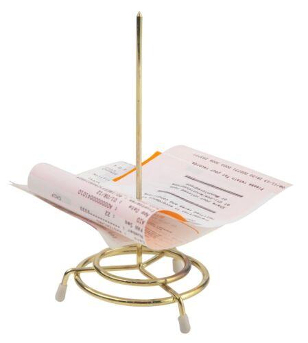 Check Spindle//Bill Spike Holder//Receipt Office Paper Ticket Organiser Bill Spike