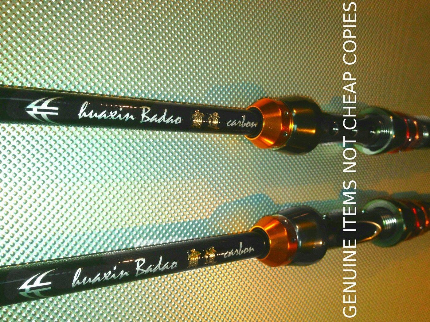 BADEO 2.1M CARBON FIBRE FIBRE FIBRE SPINNING ROD & SPINNING REEL BASS ROD KAYAK ROD SURF ROD dd3be8