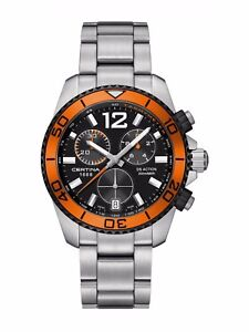 404913173 Certina DS Action Chrono Quartz D C013.417.21.057.01 Authentic Swiss ...