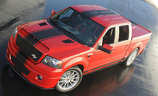 """18/"""" Vinyl Racing Rally Super Snake stripes decals fits any Ford F-150 250 truck"""