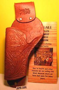 SADDLE-KING-OF-TEXAS-Maker-Marked-Saddle-Company-Kids-Leather-Holster