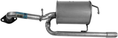 Exhaust Muffler Assembly-Quiet-Flow SS Muffler Assembly fits 06-15 Toyota Yaris