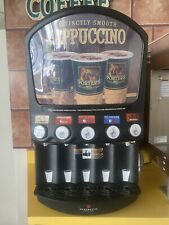 Grindmaster Cecilware Pic5 Hot Powder Cappuccino Hot Chocolate Dispenser