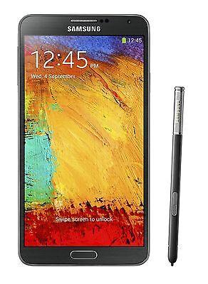 Samsung Galaxy Note 3 N900V 32GB Verizon + Unlocked GSM 4G LTE Phone - Black