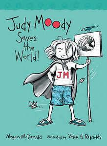 Jm-Bk-3-Judy-Moody-Saves-The-World-Old-McDonald-Megan-Very-Good-Book