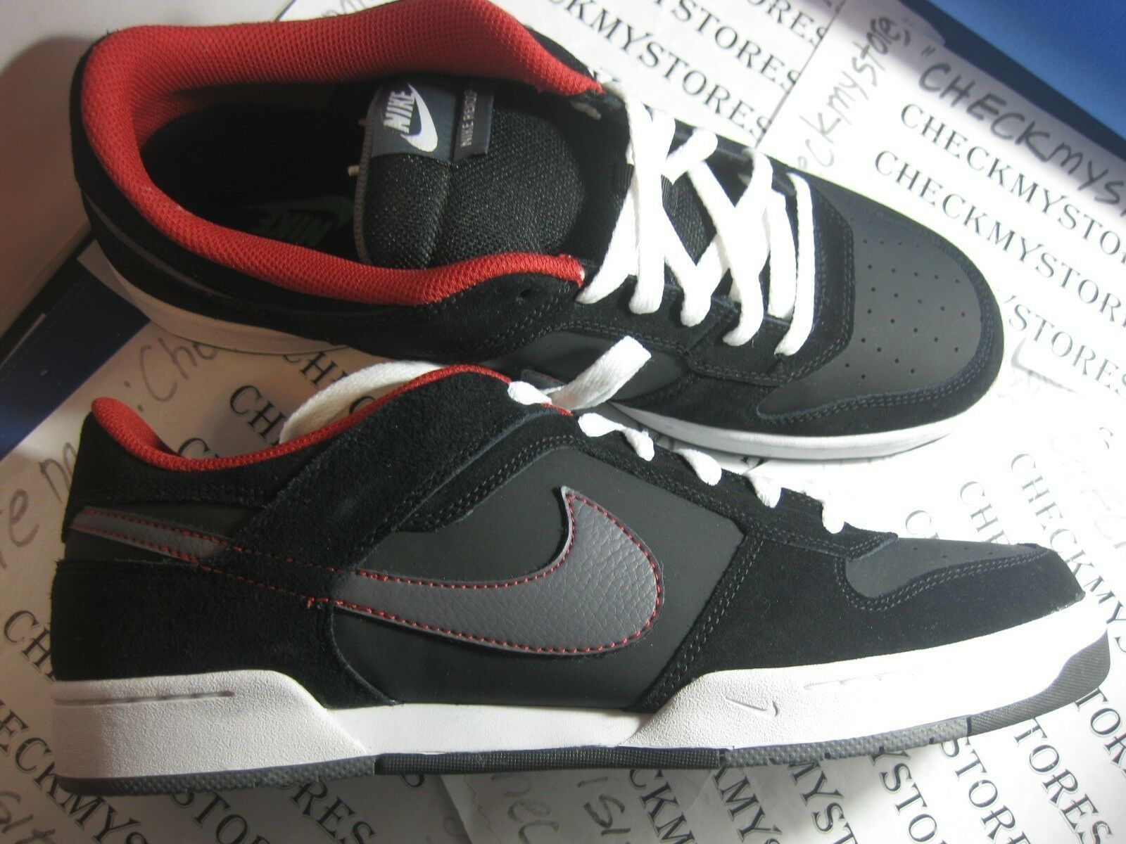 NIB nike RENZO 2 454291 007   ATHLETIC SKATE STYLE  CASUAL SHOES Casual wild